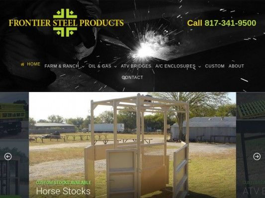 Frontier Steel Products LLC
