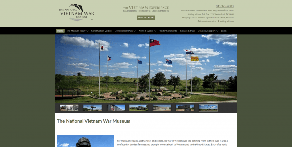 The National Vietnam War Museum